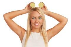 leka för limefrukt Royaltyfri Bild