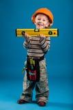 leka för pojke Arkivbilder