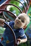 leka för pojke Royaltyfria Bilder