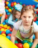 leka för ungar Royaltyfria Foton