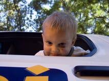 leka litet barntoy Fotografering för Bildbyråer