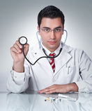 lekarka obrazy stock