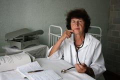lekarka Zdjęcia Stock