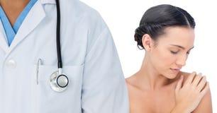 lekarka i kobieta