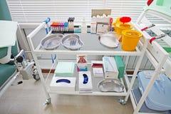 Lekarka ordynacyjny pokój Obrazy Royalty Free