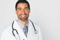 Lekarka w szpitalu obraz royalty free
