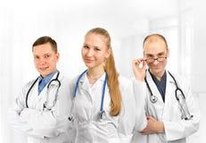 lekarki grupa Obrazy Stock