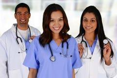 Lekarki i Pielęgniarka Zdjęcie Royalty Free