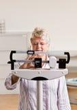 lekarki kobieta biurowa starsza target401_0_ kobieta Obraz Stock
