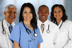 lekarki pielęgniarka Zdjęcia Royalty Free