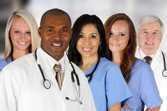lekarki pielęgniarka Obrazy Stock