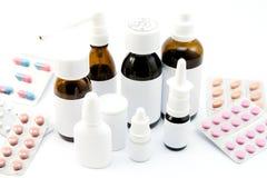 lekarstwa Zdjęcia Stock