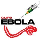 Lekarstwo Ebola Zdjęcia Stock