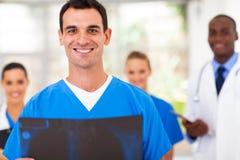 Lekarz medycyny drużyna obrazy stock