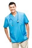 Lekarz medycyny pielęgniarka  Obrazy Royalty Free