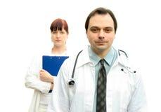 lekarze Fotografia Royalty Free