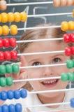 lekcyjne matematyki Zdjęcia Royalty Free