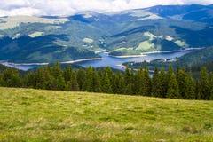 Leke в горах Стоковое Фото