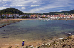 Lekeitio, Basque Country Stock Images