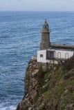 Lekeitio lighthouse Stock Photo