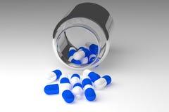 leki generyczni odpłacają się Zdjęcie Stock