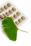 leki homeopatyczne Zdjęcia Royalty Free
