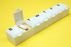 leki w Poniedziałki Zdjęcia Stock