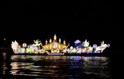 Lekka łódź Obrazy Royalty Free