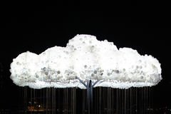 Lekka chmura Zdjęcia Stock