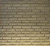 Lekka efftct ściana z cegieł tekstura Obraz Royalty Free