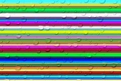 lekka kropli linia woda ilustracja wektor