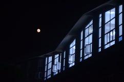 lekka księżyc Fotografia Royalty Free