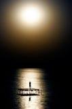lekka tańczącą na księżyc, Fotografia Stock