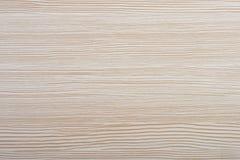 Lekki Beżowy drewno wzór Obrazy Royalty Free