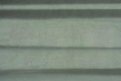 Lekki cień przez zasłony Fotografia Royalty Free