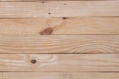 Lekki drewno jako tekstura lub tło Obrazy Royalty Free