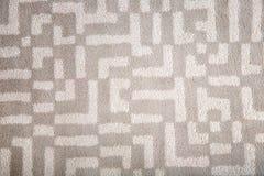 Lekki dywan z wzorem obraz stock