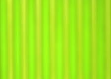 jaskrawy - zieleń paskuje tło Obrazy Royalty Free