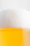 Lekki lager piwa zakończenie up Obraz Stock