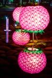 Lekki lanter Zdjęcie Royalty Free