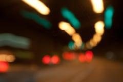 lekki ruch drogowy Fotografia Stock