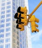 lekki ruch drogowy Zdjęcie Stock