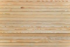 Lekki Sosnowy drewno Obrazy Stock