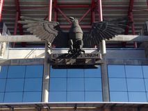 lekki stadium Obraz Stock