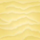 Lekki tropikalny piaska tło Obrazy Stock