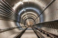 Lekki tunel Zdjęcie Royalty Free