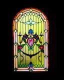 lekkie okno Fotografia Royalty Free