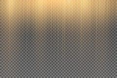 Lekkiego racy specjalny skutek z promieniami światło ilustracja wektor