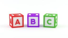 Lekkvarter - ABC Arkivbild