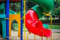 Lekplats för barn Royaltyfri Foto